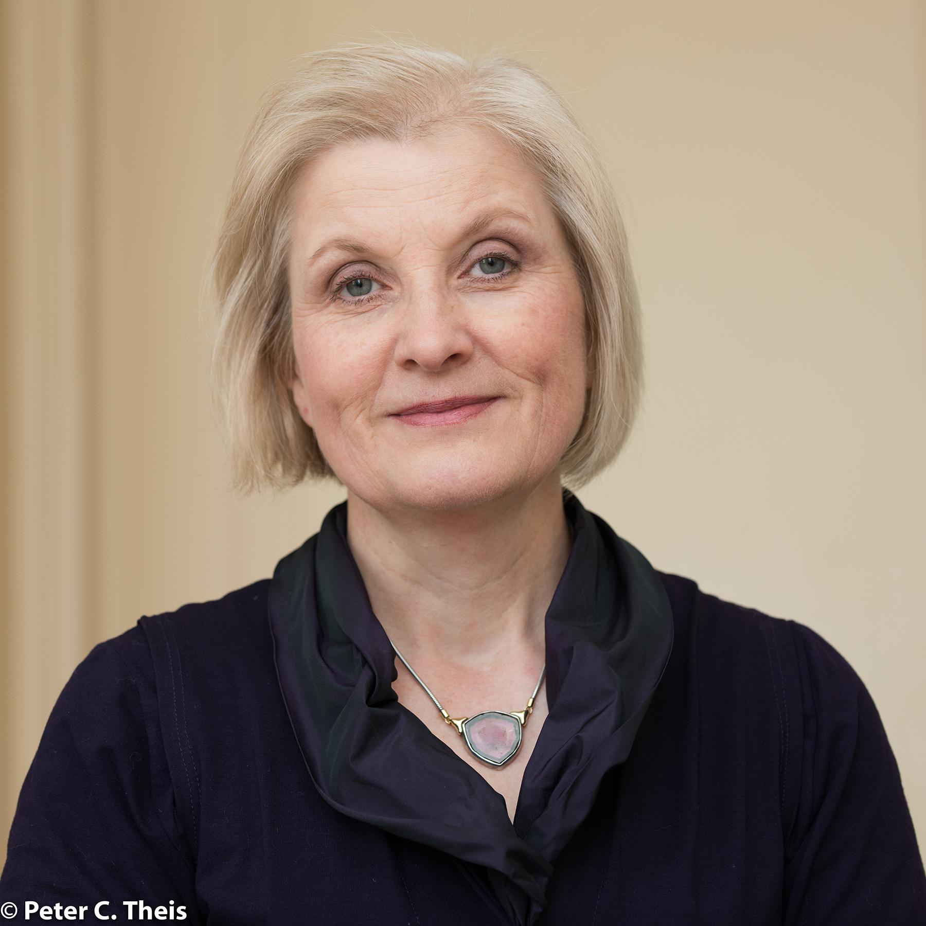 Portrait Dr. Barbara Hoos de Jokisch